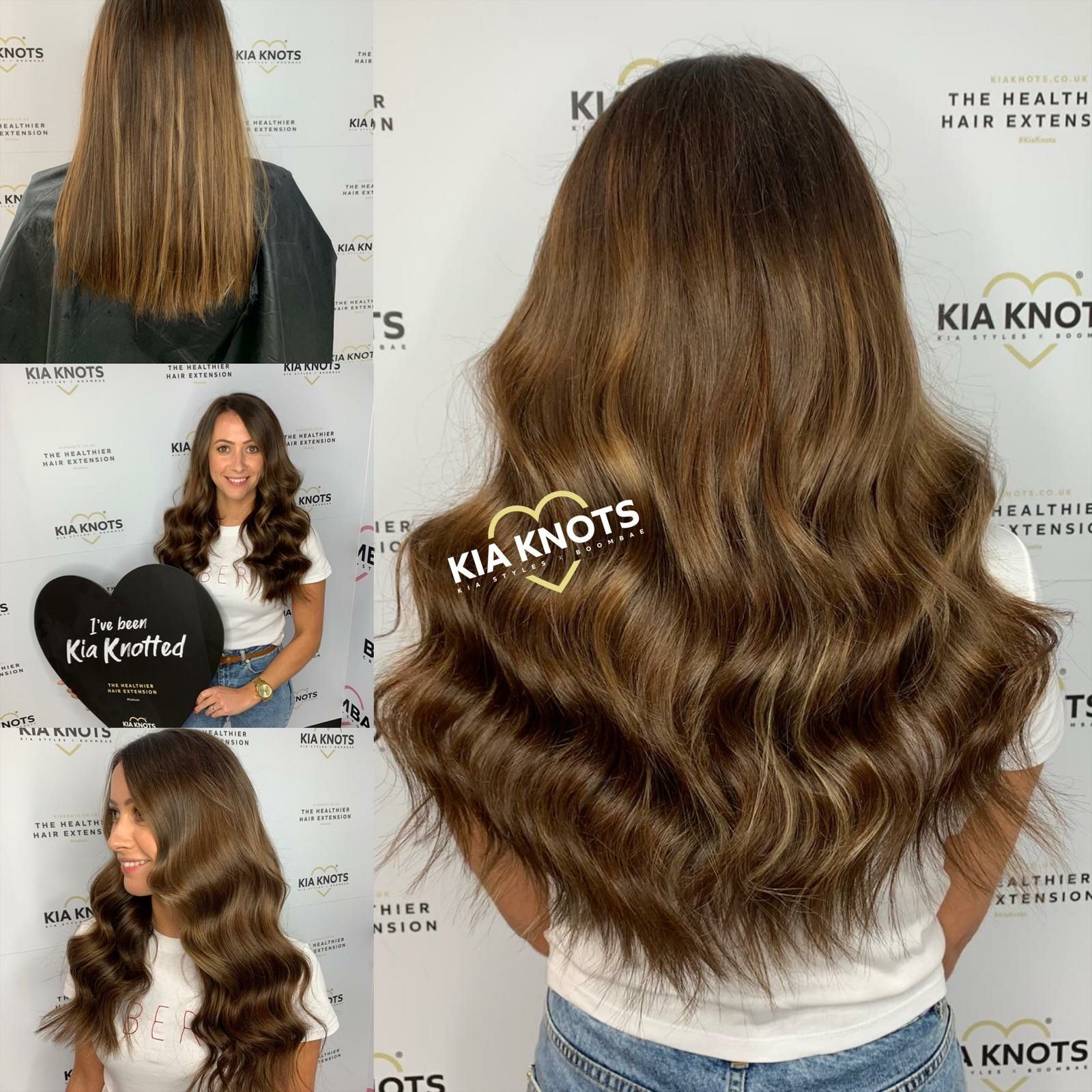 Kia Knots Healthy Hair Extensions
