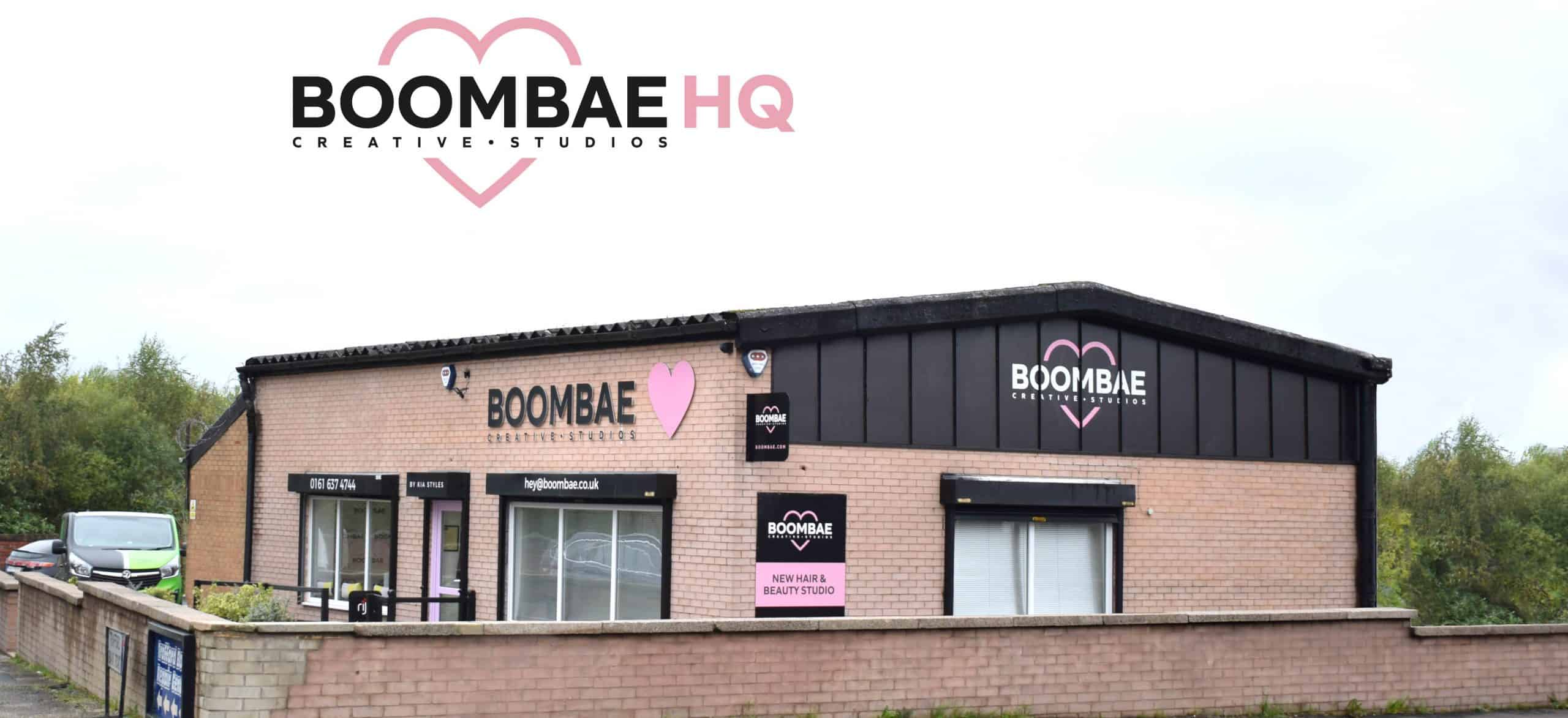 Boombae Headquarters building