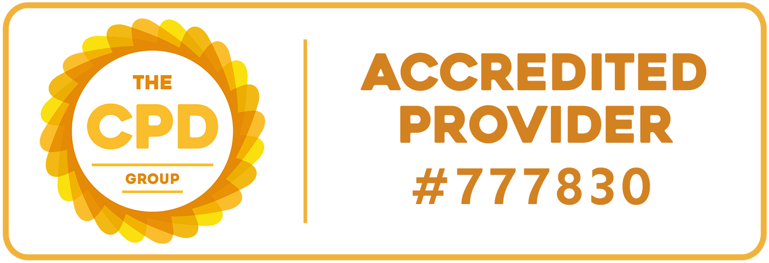 CPD Accredited Provider #777830