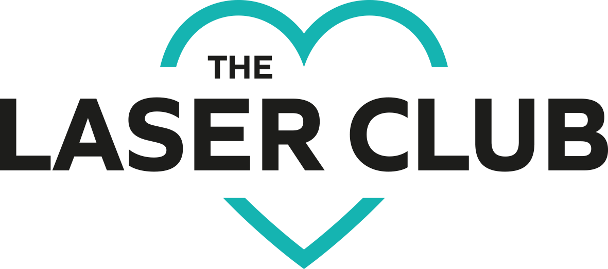 The Laser Club logo