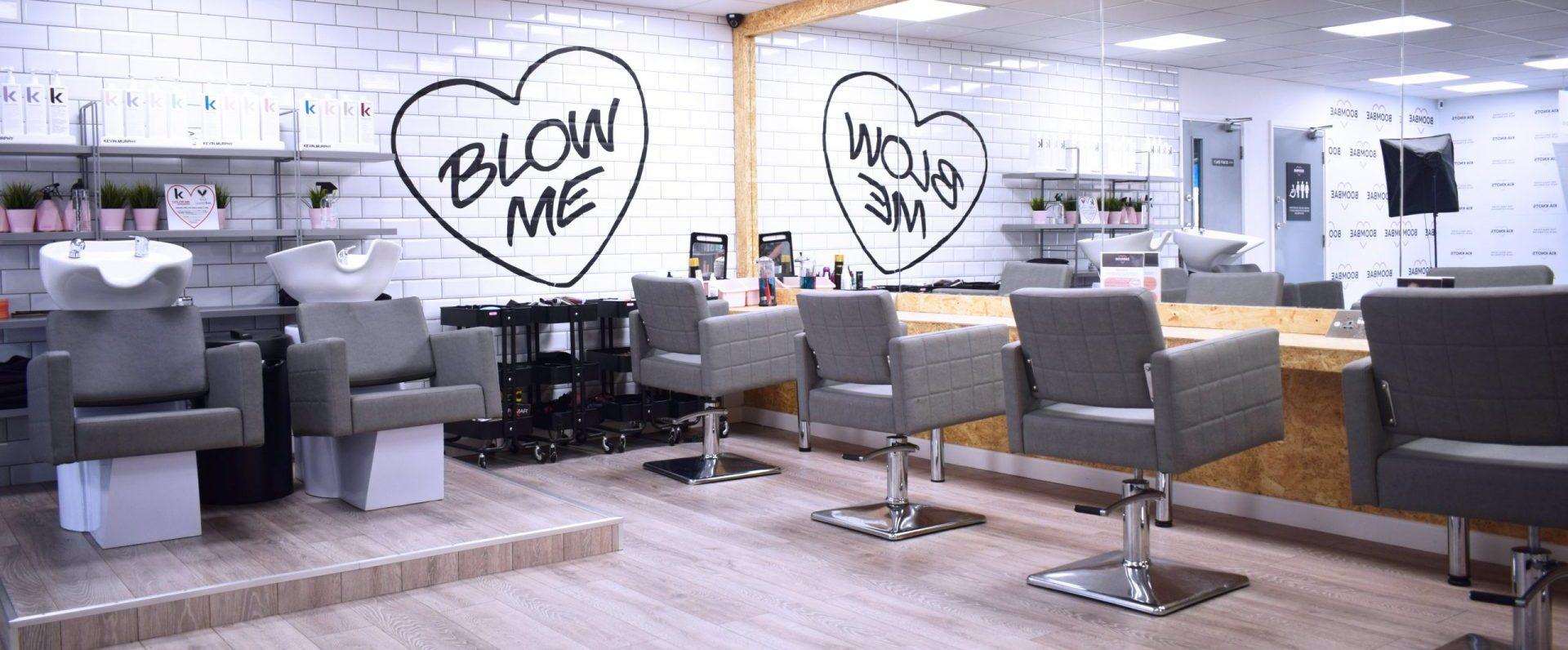 Boombae Manchester - Hair salon Manchester